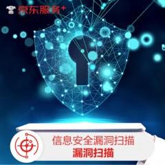 信息安全漏洞扫描1次版(信息安全扫描服务1次/域名)