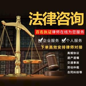 法律咨询商标知识产权专利著作权咨询线下律所专业律师代写协议
