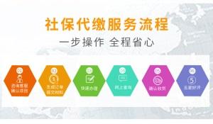 北京社保代缴 代交 公积金代办 社保补缴 五险一金个人代理服务